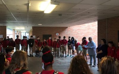 Fellowship of Christian Students National Day of Prayer